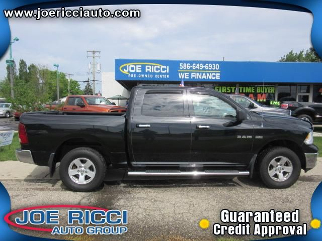 2009 DODGE RAM 1500  88,600 Miles Detroit, MI | Used Cars Loan By Phone: 313-214-2761