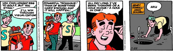Archie Cartoon for Jul/22/2014