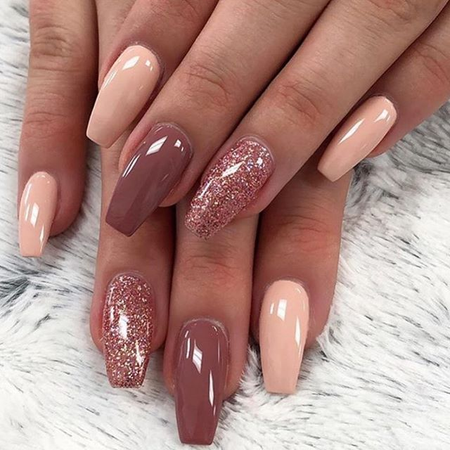 34 Pink And White Nails Trends For Spring And Summer 2020 Pink