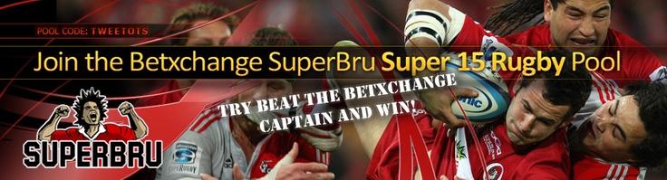 All round #Super15 coverage @Keith Ho BetXchange
