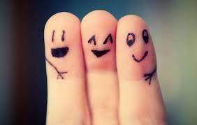 image amitié avec des doigts - Recherche Google #powerpatate #amitie