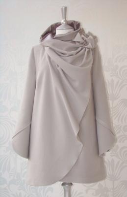 Flower- Coat