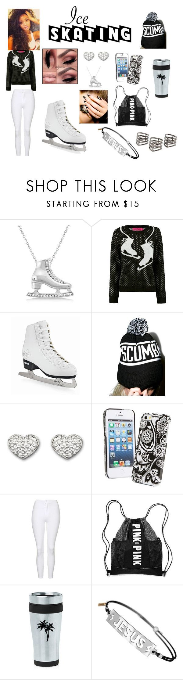 """Ice Skating :)"" by misssloweryyy ❤ liked on Polyvore featuring Allurez, Sourpuss, Swarovski, Lime Crime, Vera Bradley, Topshop, MANGO, women's clothing, women's fashion and women"
