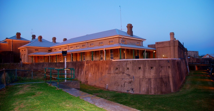 Fort Scratchley - Newcastle NSW