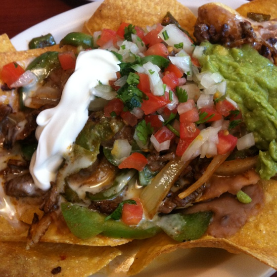 Fajita Nachos | favorite recipes | Pinterest
