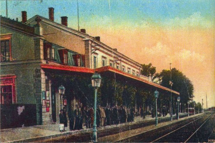 The train station of Craiova has transported billions of people through Romania. www.iCraiova.com shows you how it was long time ago