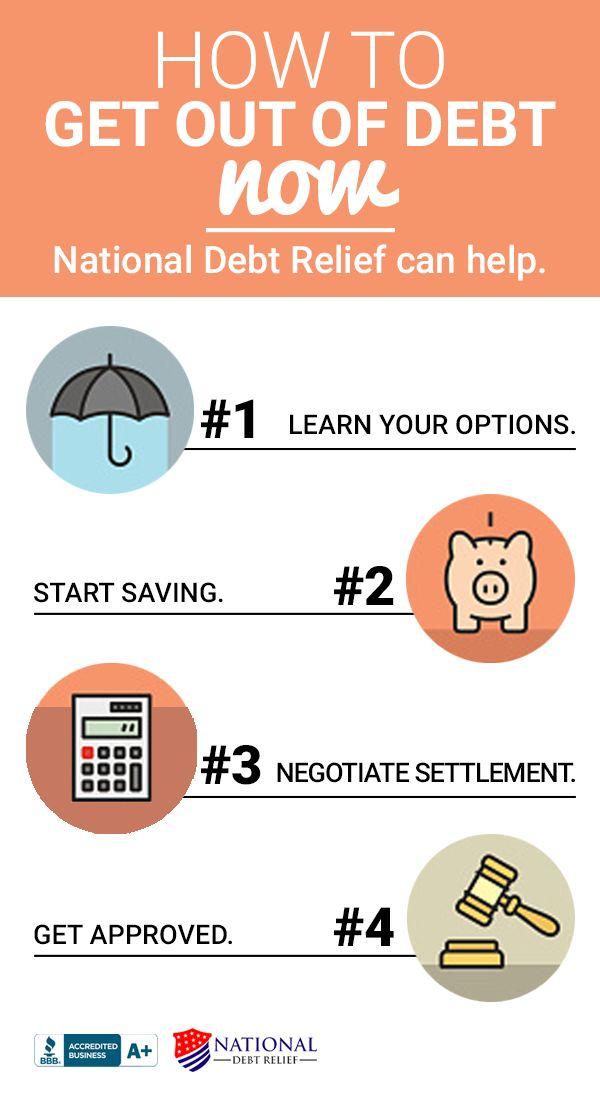 7 best National Debt Relief benefits images on Pinterest   Frugal ...