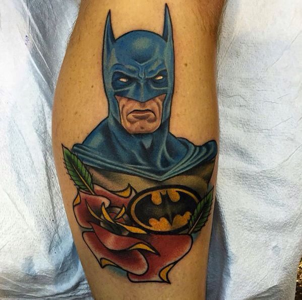 17 best images about tattoos 2 on pinterest batman ink for Female batman tattoos