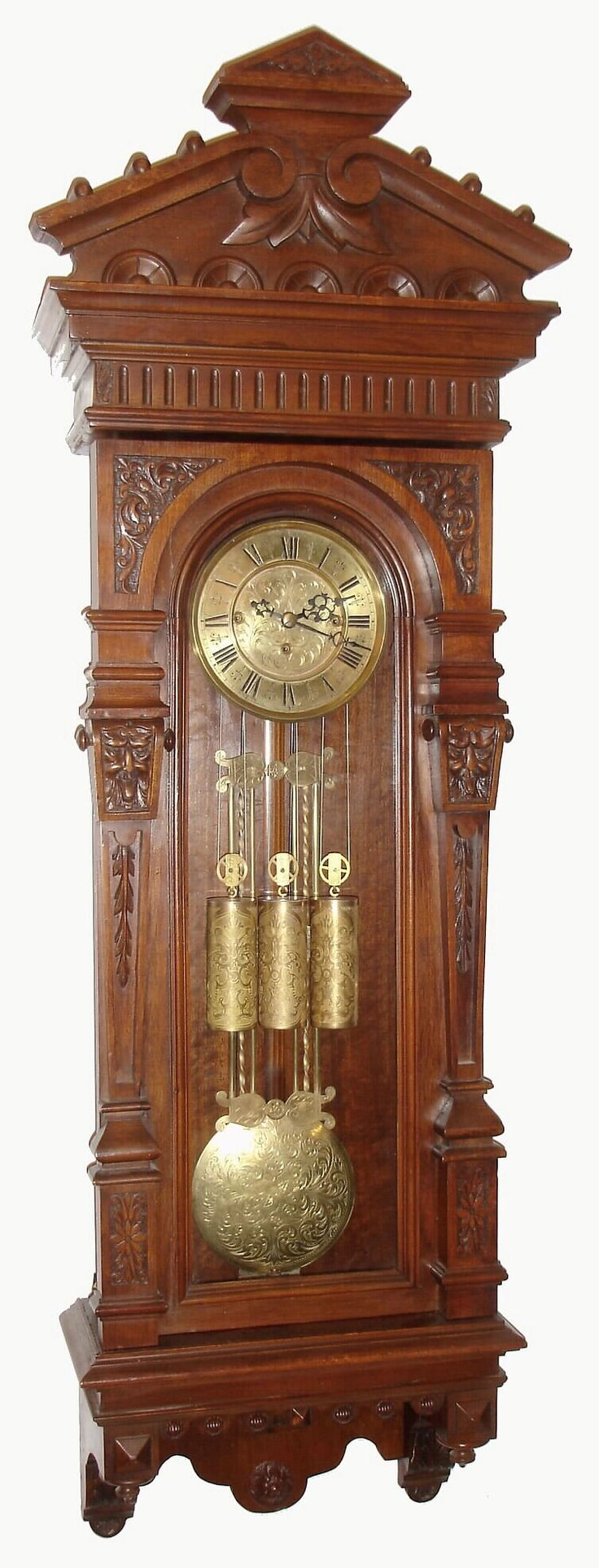 135 best wall clocks images on pinterest wall clocks antique 5680ag obraz jpeg 752 1968 pikseli skala 30 amipublicfo Images