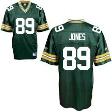 Packers #89 James Jones Green Stitched NFL Jersey