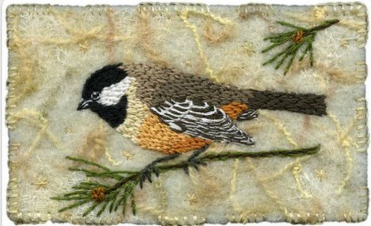 Best ideas in embroidery animals insects images on