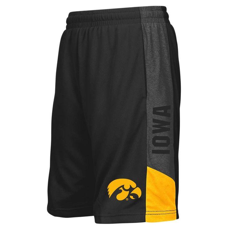 University of Iowa Hawkeyes Youth Shorts Athletic Basketball Short