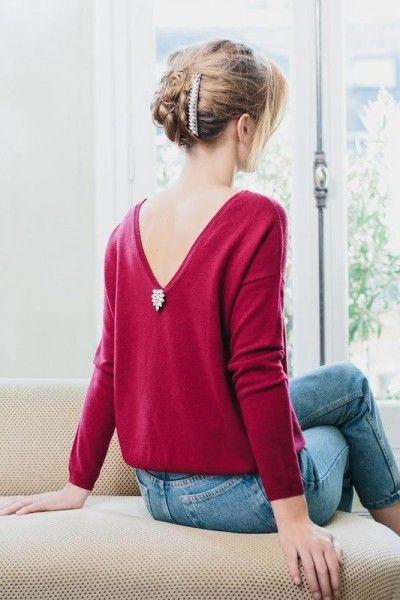 HIRCUS, la marque française de cachemire qui rend le haut de gamme accessible et dépoussière l'image du cachemire  www.sweetandsour.fr