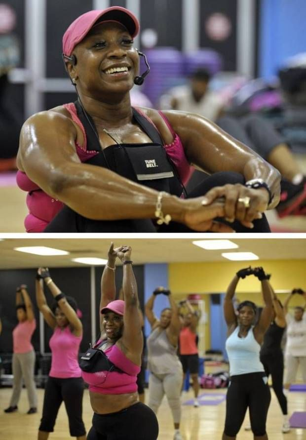 Inspiration Michelle Gibson Aerobics Instructor At La Fitness Capitol Heights La Fitness Fitness Inspiration Fitness Class