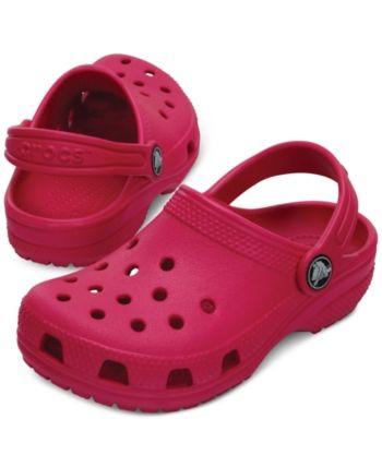 f8265b8a2b6dc7 Crocs Classic K Clogs