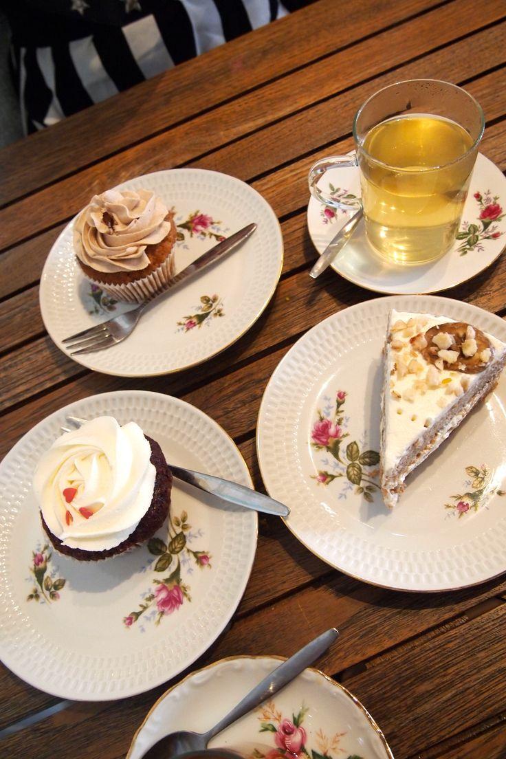 Hotspot: Heavenly Cupcakes (Rotterdam)