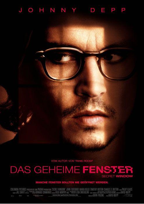 Poster zum Film: geheime Fenster, Das