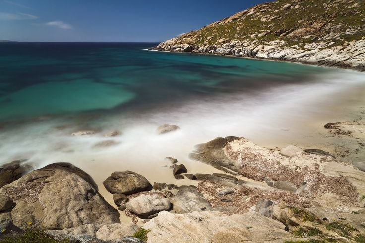 Kapari beach, reachable only on foot! #Mykonos #Explore