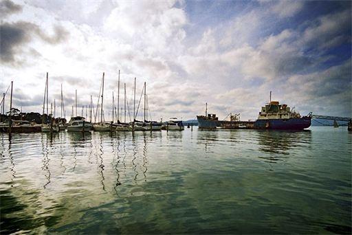Serene scene.. Tamar River Launceston Tas