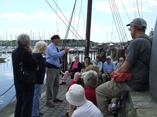 Don & Barry's Kinsale Historic Stroll, 23rd-31st Aug.  The original daily walking tour celebrating 22 years! Voted Kinsale's best activity - number 1 on Tripadvisor. 'Highly entertaining and captivating' The Irish Times. More Info here http://www.heritageweek.ie/whats-on/event-details?EventID=76