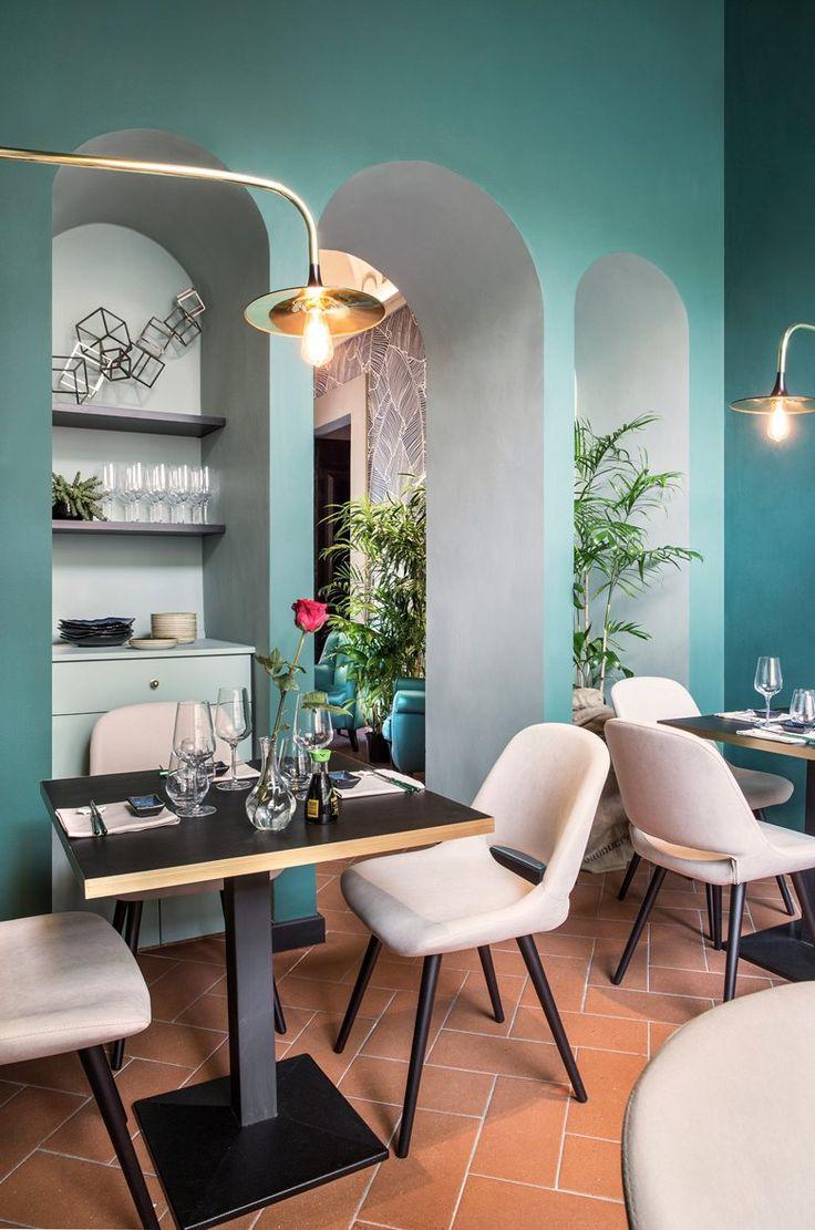 Best 25 japanese restaurant interior ideas only on pinterest asian bar tables japanese - Interior design brescia ...