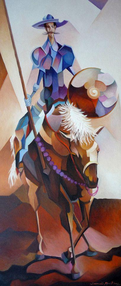 Pinturas Cubistas - damiaomartins