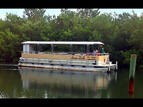 Anne Kolb Nature Center Boat Ride