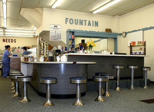 Vintage Soda Fountain Google Search Soda Jerk