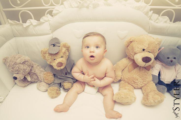 Pokój dla niemowlaka, czyli jak Miecio zamieszkał w naszej sypialni