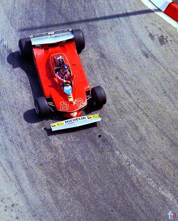 1979 Ferrari 312T (Gilles Villeneuve)