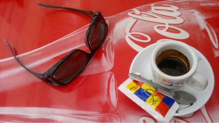 An espresso por favor! (photo AN)