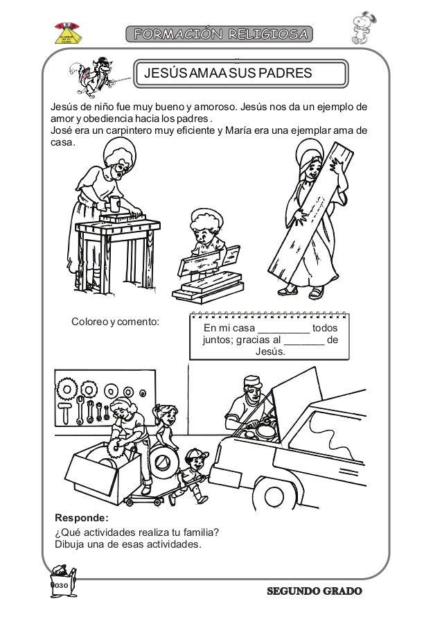hojas de trabajo religion   Bíblicos   Pinterest   Bible activities ...