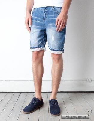 Джинсовые шорты rfnfkjub