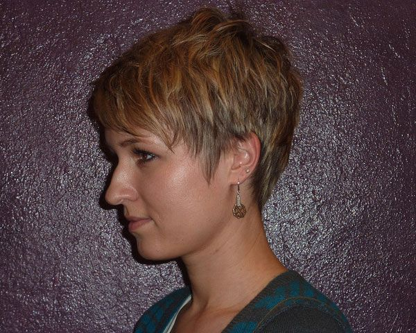Very Short Hairstyles: 17 Best Images About Short Hairstyles On Pinterest