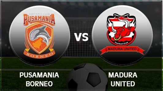 Prediksi Skor Pusamania Borneo vs Madura 4/7, Sapeh Kerab Jadi Ujian Berat