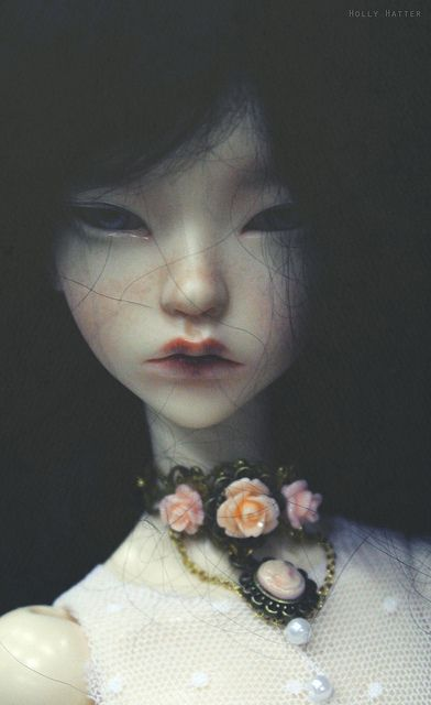 Ldoll 4 - Artemisia's doll by Holly Hatter on Flickr.
