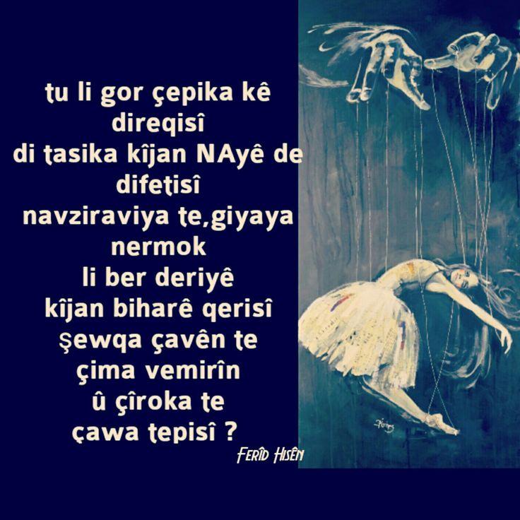 #FerîdHisên #Helbest #Kurdî