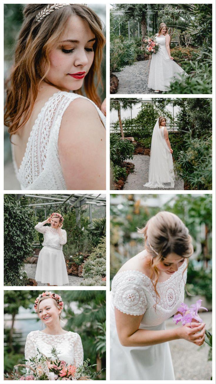 curvy bride i elementaire bruidsjurken 2019 #brautmode große