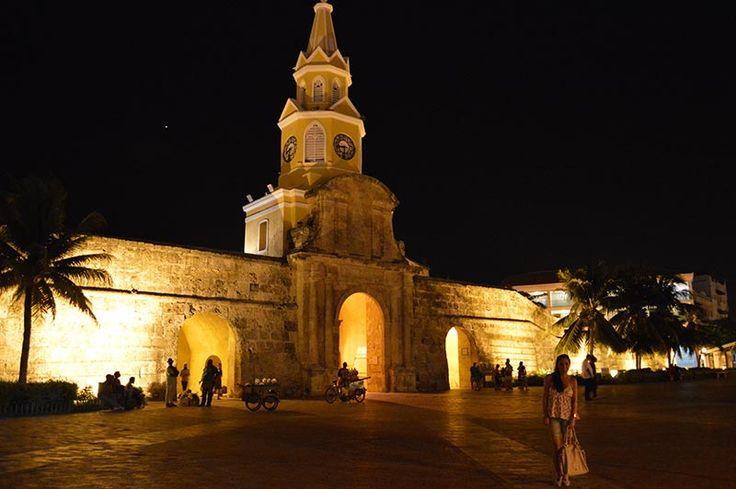 Pontos turísticos de Cartagena
