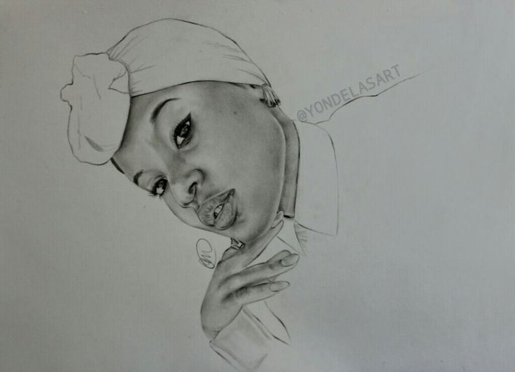 Commissioned portrait 😊