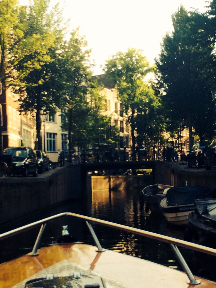Amsterdam, love the place I live in!