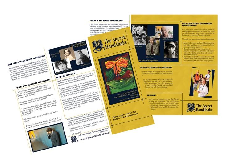 6 panel Brochure designed by Mass Media Inc.  www.massmediainc.ca
