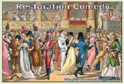 restoration comedy of manners Restoration comedy is used as a synonym of comedy of manners the plot of the comedy, often concerned with scandal, is generally less important than its witty dialogue a great writer of comedies of manners was oscar wilde, his most famous play being the importance of being earnest.
