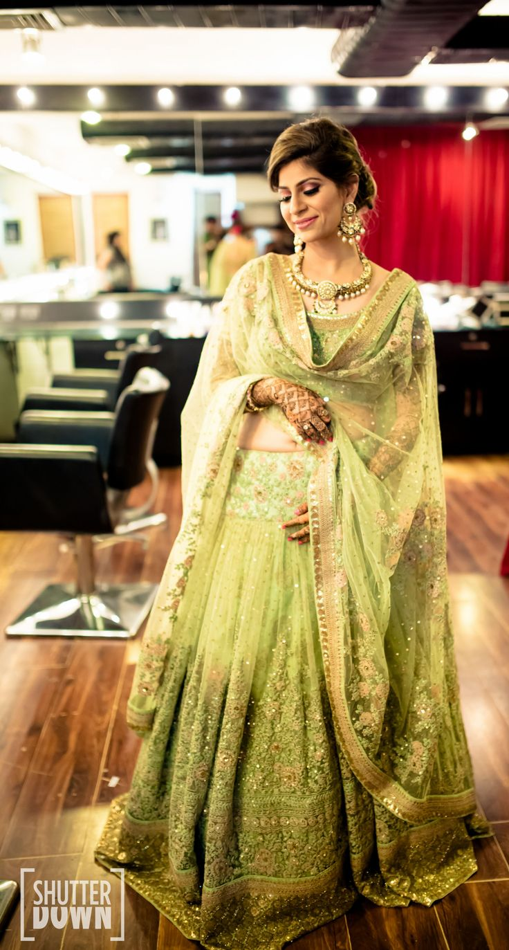For the longest time, I have seen brides to be enter our quaint store in Karol Bagh, purchase the bridal outfit of their dreams and have a happily ever after. Well, when I was a bride to be I was in a unique position- owning a bridal wear store meant having access to all the possible styles I could