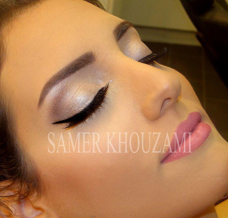 Bridal make up by Samer Khouzami