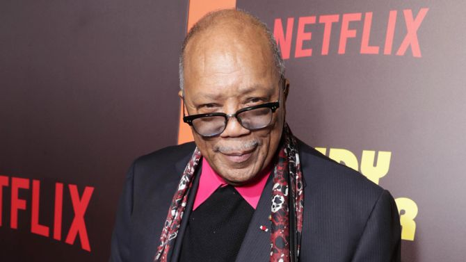 Quincy Jones Claims He's Owed $30 Million From Michael Jackson Recordings: #michaeljackson #quincyjones #quincy