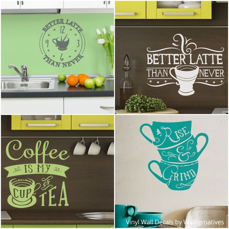 Kitchen Wall Quotes And Sayings: 17 Best Kitchen Wall Quotes On Pinterest