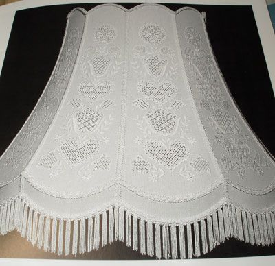 """""""Schwalm whitework embroidery is a folk embroidery that developed in the Schwalm region of Germany. It is characterized by its folk design elements (tulips, hearts, flowers, and so forth) and drawn thread (openwork) fillings."""""""