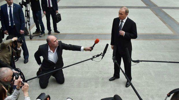 Putin ved, hvad du skal have til morgenmad