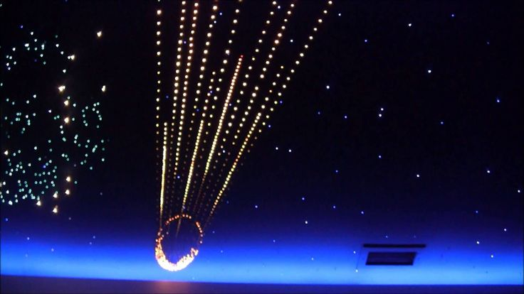 Przedstawiamy film z efektem świecenia utworzonym dzięki wykorzystaniu zestawu Meteor .